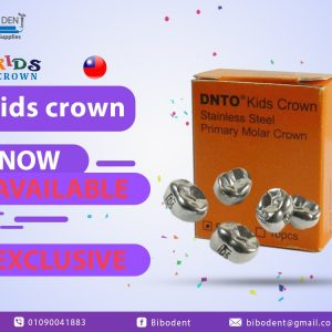 Stainless Steel Crowns – Refill
