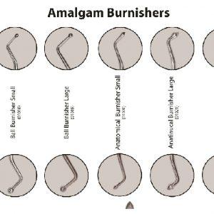 Amalgam Burnishers